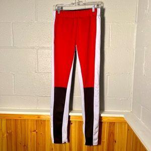 BLK Label Small Skinny Track Pants